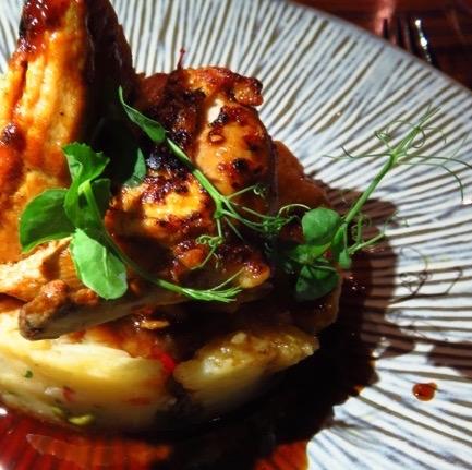 Image of STK London chicken dish