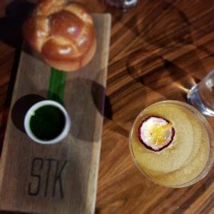STK LONDON not just steak!