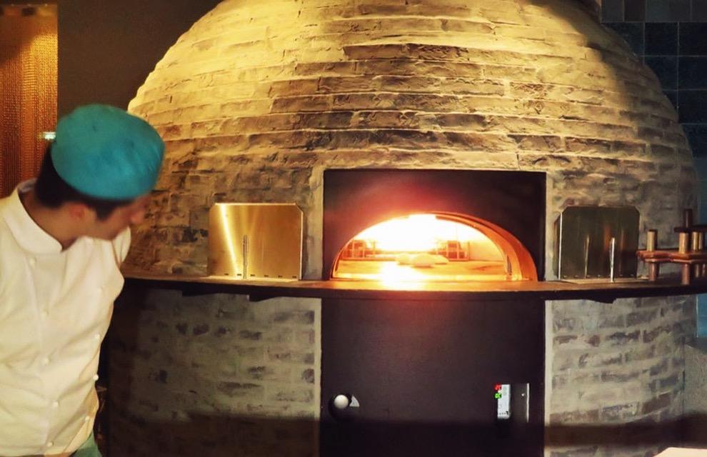 Besh Dubai DoinDubai Bread oven