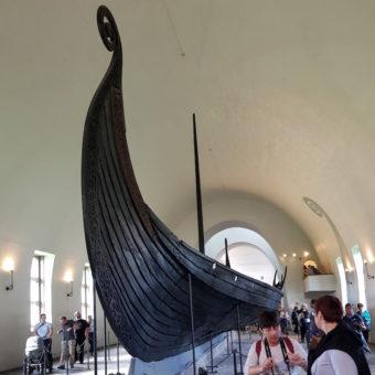 Image ofExploring Norway DoinDubai Viking Ship