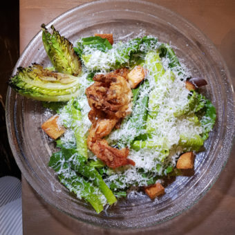 Image of New Dubai Restaurants Ceasar Salad Tryp Local