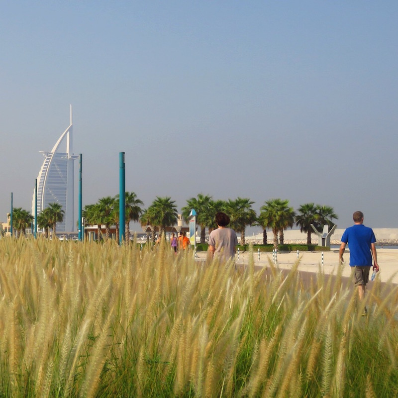 Scape Dubai DoinDubai Beach walk