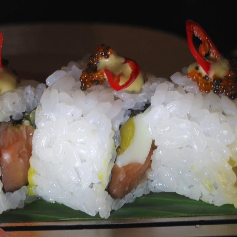 Jaan Dubai DoinDubai sushi