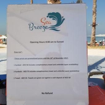 Image ofLa Mer Dubai DoinDubai Hiring Charges