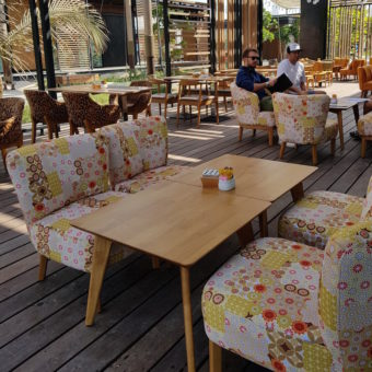 Image ofLa Mer Dubai DoinDubai outdoor seating