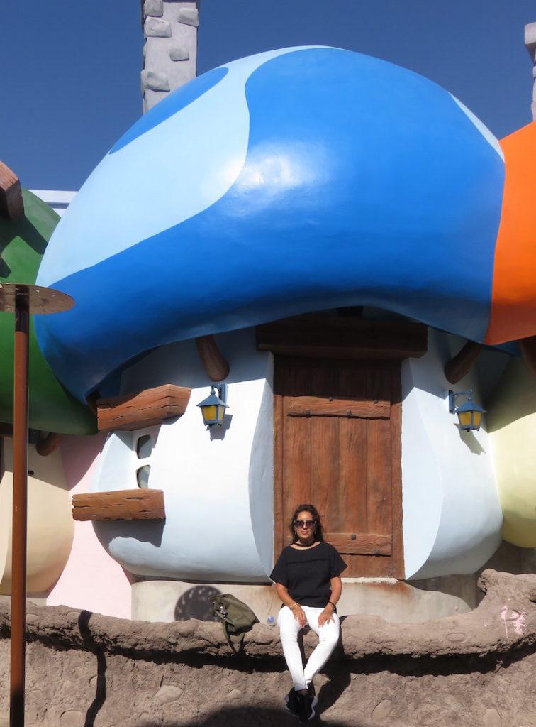 DPR Monica Kapila DoinDubai Smurfville for insta copy