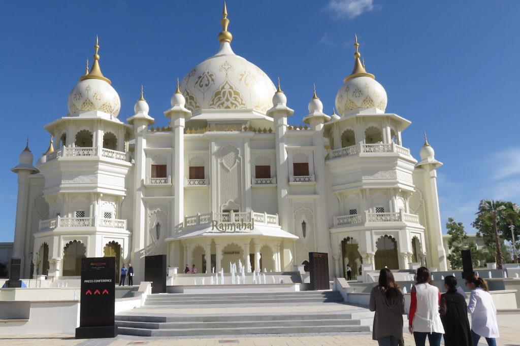 Dubai Parks and Resorts DoinDubai Raj Mahal Theater press conference gallery copy