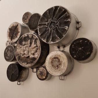 Image ofLouvre Abu Dhbai DoinDubai Cooking Pots from Saudi