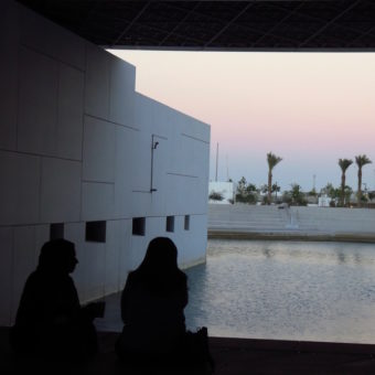 Louvre Abu Dhbai View DoinDubai