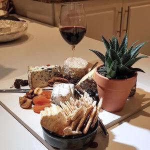 Image of Our Table UAEDoinDubai Cheese Board