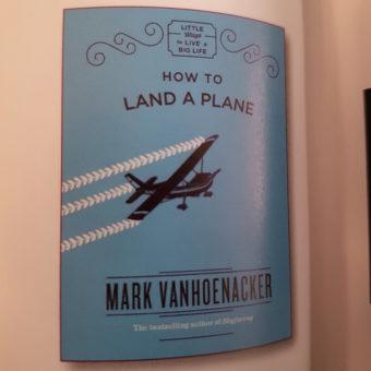 Image ofThe Lit Fest DoinDubai How to Land a Plane