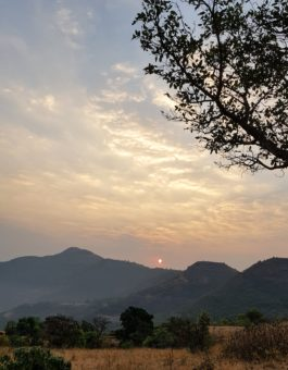 Image ofAtmantan Wellness Resort DoinDubai Sunset from Trek
