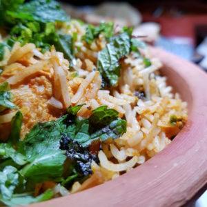 Image ofBest New Places to Eat DoinDubai Zafran Chicken Biriyani