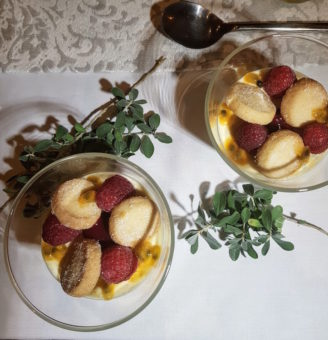 Hitchens Kitchens DoinDubai Lemon Posset Pudding