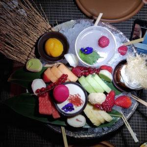 Image of It's a Foodie World DoinDubai Armani Hashi Dessert