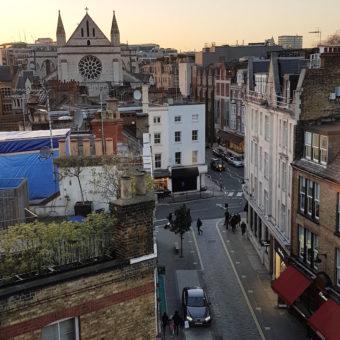 Image ofLuxury Boutique Hotels DoinDubai London The Maryleone view