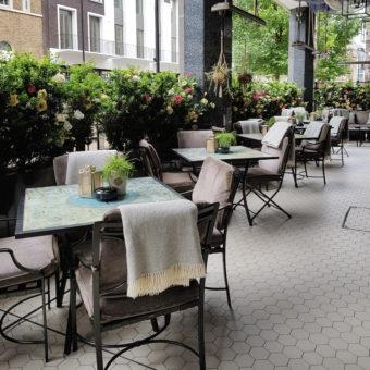 Image of HYATT REGENCY CHURCHILL HOTEL LONDON DoinDubai Churchill Bar Terrace