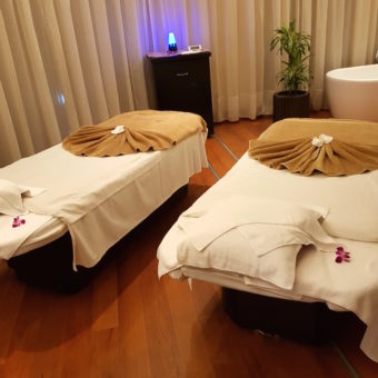image ofOBEROI DUBAI FACIAL DoinDubai Treatment beds