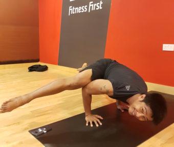 Yoga in Dubai DoinDubai Fitness First Rio