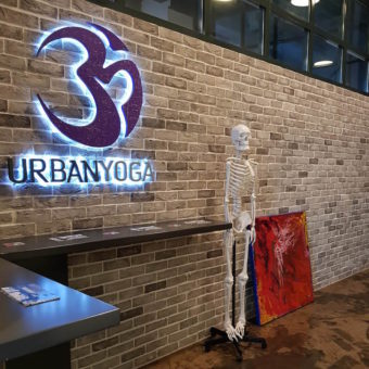 Business Bay Dubai Yoga