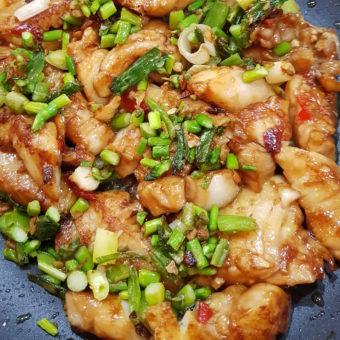 Fish Fillets Chinese Style DoinDubai fried fish