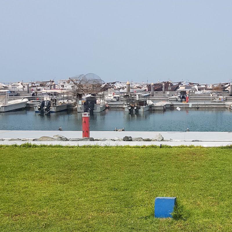 VIEW FROM THE FISH MARKET IN DUBAI DOINDUBAI
