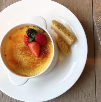 Food News and Reviews Il Borro DoinDubai Dessert