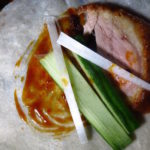 image of Asian Food in Dubai Peking Duck pancakes at Maiden Shanghai Viceroy Palm Jumeirah