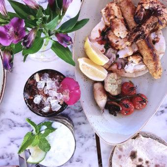 Image ofIftar Ideas DoinDubai Al Maeda Seafood platter