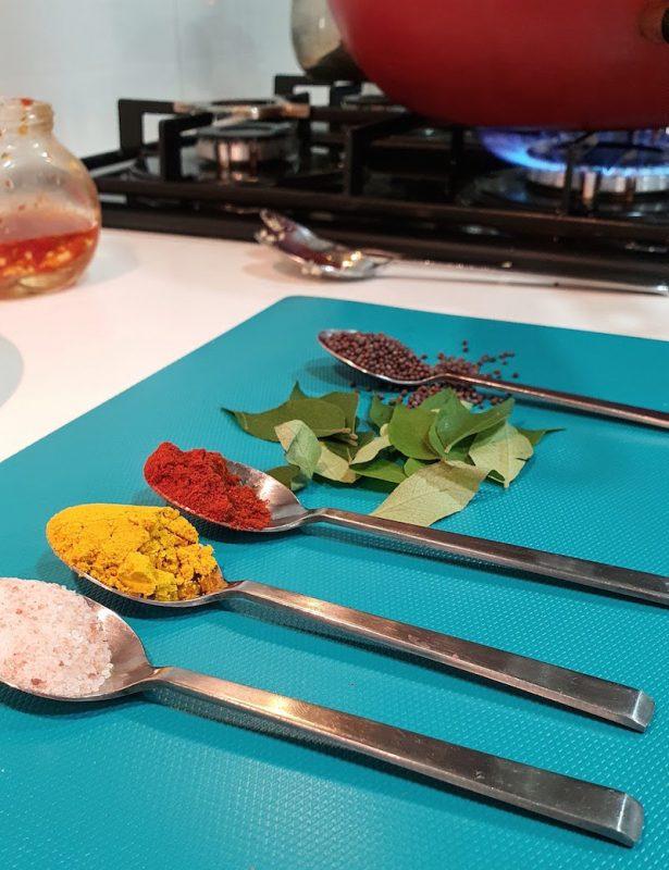 Indian Curry Base DoinDubai the main spices