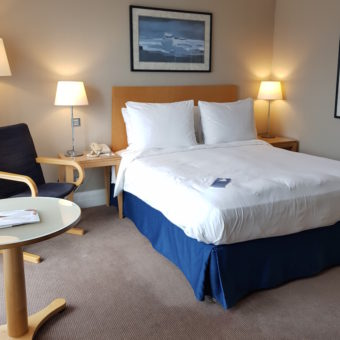 Image ofRADISSON BLU PORTMAN HOTEL LONDON DoinDubai Bedroom