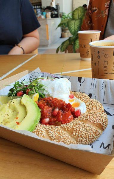 Is vegan cheese keto DoinDubai Monic Moment Milk Bakery breakfast in a box