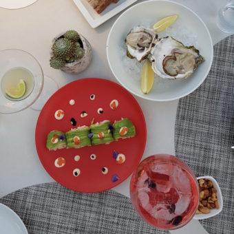 The One Barcelona DoinDubai Dinner at the Mood Bar