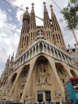 The One Barcelona DoinDubai Sagrada Familia Spain