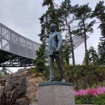 Image ofExploring Norway DoinDubai Holmenkollen