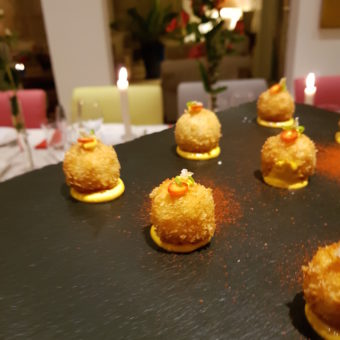 Image ofChristmas in Dubai done differently DoinDubai Dish canapes