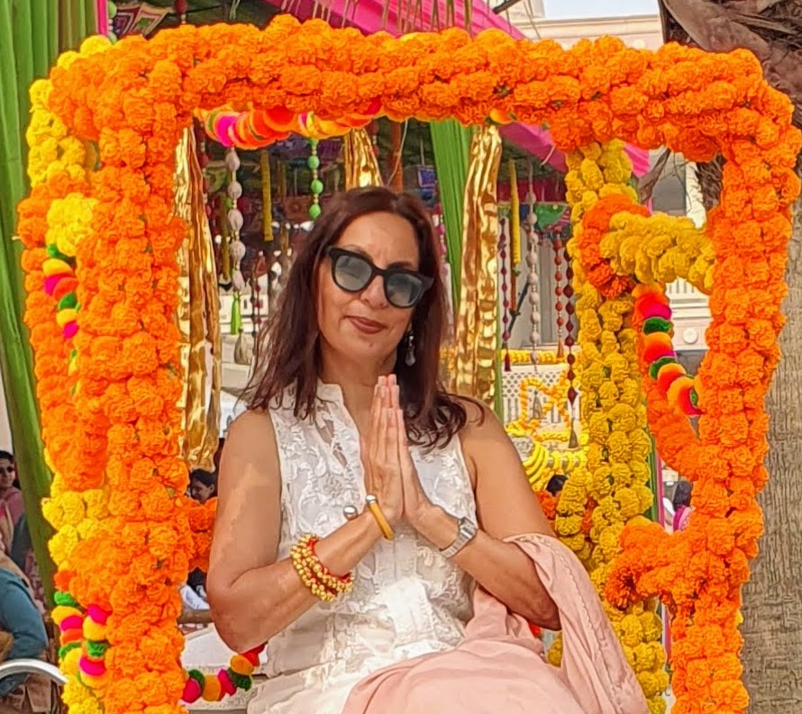 Monica Kapila Taj Palace hotel Delhi DoinDubai